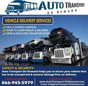 Auto Transport On Demand