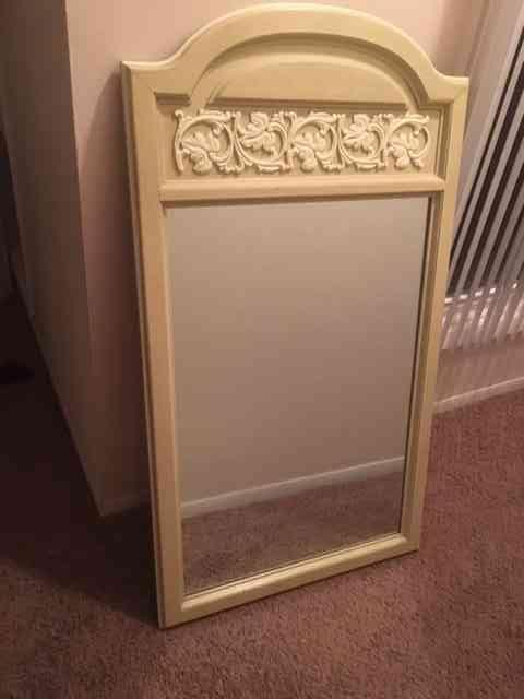 - Milwaukee : Hand Painted Antique Mirror Furniture For Sale