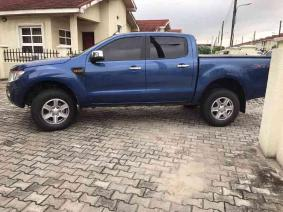 2015 ford ranger on a auction price
