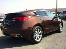 2015 used acura zdx for sale