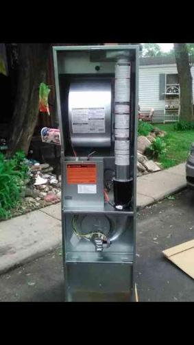 Used furnace good working condition