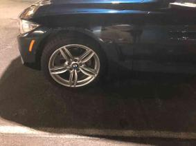M sport bmw wheels 19? 80% tread left on tires