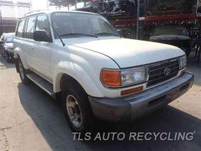 Used Parts 1996 Toyota Land Cruiser-Stock 8442BK