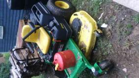 Fully Equipped Lawn Service Business