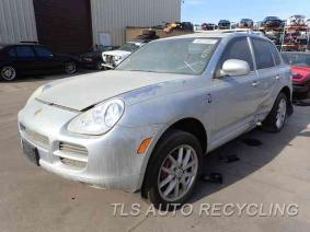 Used Parts for 2005 Porsche Cayenne -Stock 7621YL