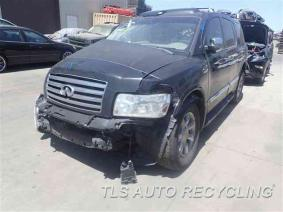 Used Part for 2006 Infiniti QX56 - Stock 8384G