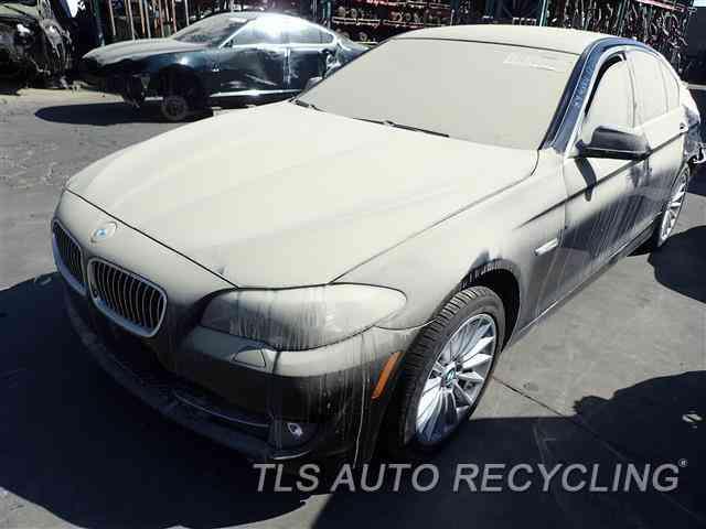 Sacramento Used Parts For 2012 Bmw 535i Stock 8498bl Exterior