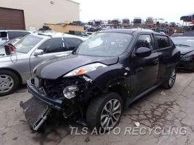 Used Parts 2012 Nissan JUKE Stock 8040GY