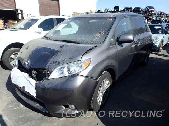 Toyota Used Parts >> Sacramento Used Parts For Toyota Sienna 2011 Stock 8288pr Interior