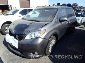 Used Parts for Toyota SIENNA - 2011 -Stock 8288PR