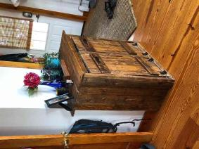 Craftsman Pallet furniture