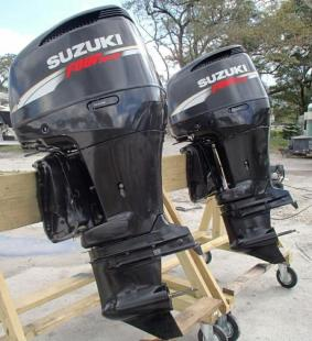 New Used Outboard Motor Engine Trailers