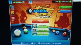 8 Ball Pool Coins For Sell 1b For 11usd Only
