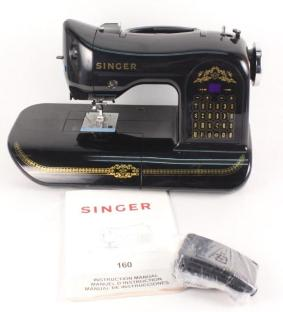 Singer 160 Anniversary Limited Edition Computerized Sew Mach