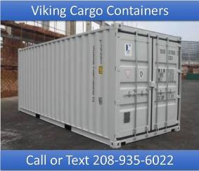 Storage Containers For Sale East Idaho