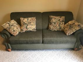 Couch Sofa Made By Flexsteel
