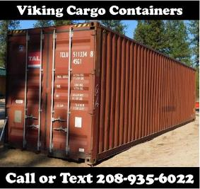 Cargo Containers For Sale  bozeman Montana