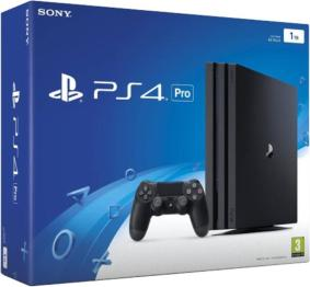 Brand New Sony Playstation 4 Pro 1tb Only Usd177