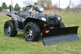 2016 Polaris Sportsman 850 4x4 With Snow Plow Pkg