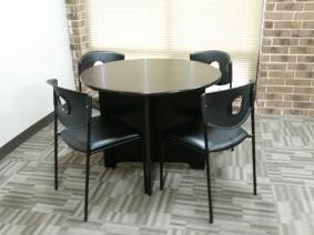 Small Conference Table With Chairs