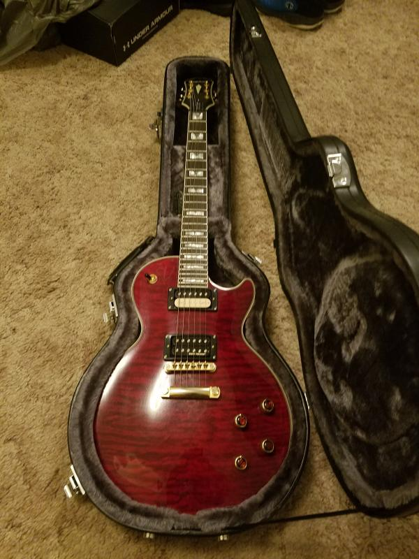 Epiphone Les Paul For Sale : united states epiphone les paul custom prophecy plus with two single coil guitars for sale ~ Hamham.info Haus und Dekorationen