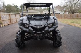 2014 Yamaha Viking Tactical Black Special Edition