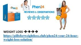Phen24 Day And Night Weight Loss Pills Reviews