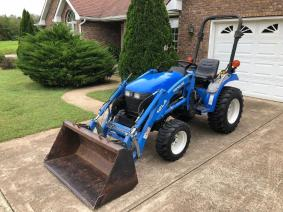 2003 New Holland Tc18