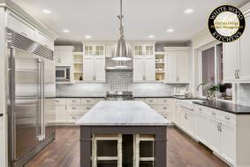 White Wood Kitchen Award Winning Kitchen Remodeling Cape Cod