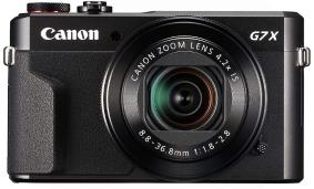 Canon Powershot Digital Camera G7 X Mark Ii With Wifi
