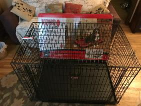 Kong Brand New Xl Dog Crate