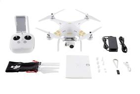 Drone Dji Phantom 3 4k Quadcopter With 3 Axis Gimbal
