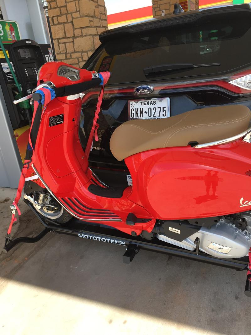Amarillo : Vespa Scooter For Sale Scooters & Mopeds