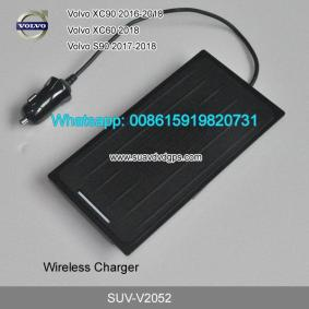 Volvo Xc90 Xc60 S90 Qi Wireless Charger Quick Fast Charge