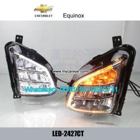 Chevrolet Equinox Led Cree Drl Day Time Running Lights