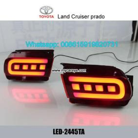 Toyota Land Cruiser Prado Led Driving Running Bumper Brake L