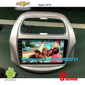 Chevrolet Spark 2019 Car Audio Radio Android Gps Navigation