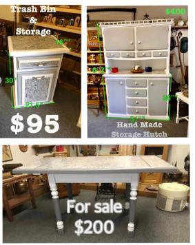 Hand Made Furniture