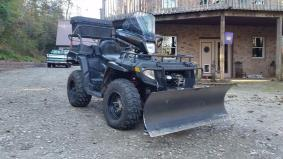 2006 Polaris Sportsman 500 X2 Efi With Snow Plow