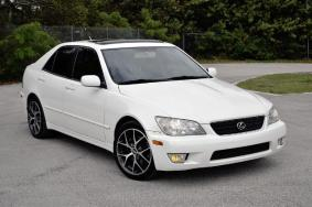 One Owner2003 Lexus Is 300 E Shift Sedan