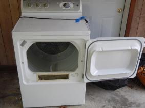 Used Ge Gas Dryer For Sale