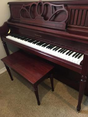 Great Piano Needs A Home