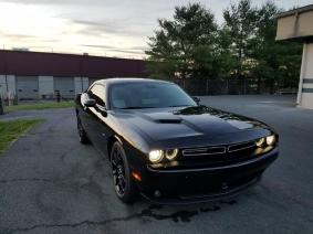 Fairly Used Black 2015 Dodge Challenger For Sale