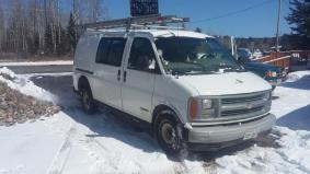 2000 Chevy Express 2500