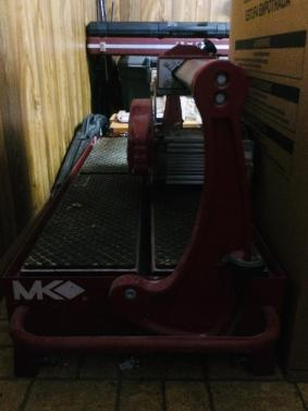 Mk212 Tile And Stone Saw