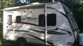 2013 Jayco Feather Ultra Lt X17z 17 Feet