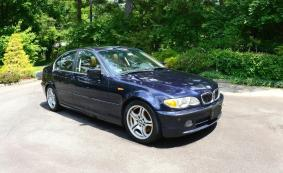 2003 Bmw 3series 330i Sport Package