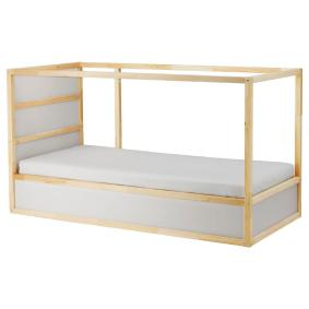 Ikea Kura Reversible Twin Bunk Bed