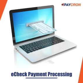 Echeck Payment Processing 8009821372