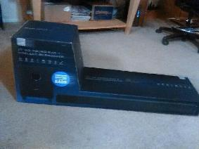Ilive 37 Inch Hd Sound Bar With Subwoofer